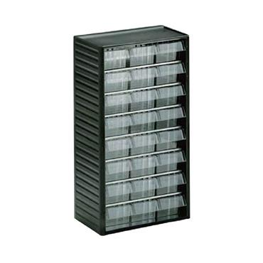 Treston Visible Storage Cabinets L-04, 24 Piece