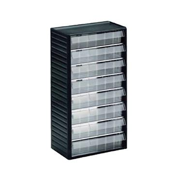 Treston Visible Storage Cabinets L-06, 8 Piece