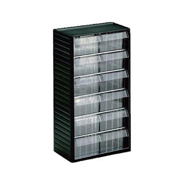 Treston Visible Storage Cabinets L-07, 12 Piece