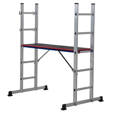 Werner 7101518 Combination Ladder 5 in 1