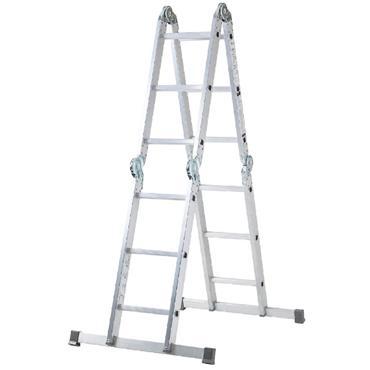 Werner 75010 Multi-Purpose Ladder 10 in 1