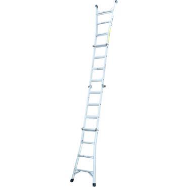 Werner 75054 Telescopic Combination Ladder 4 x 4