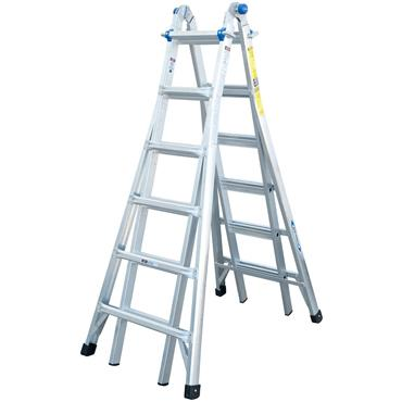 Werner 75056 Telescopic Combination Ladder 4 x 6