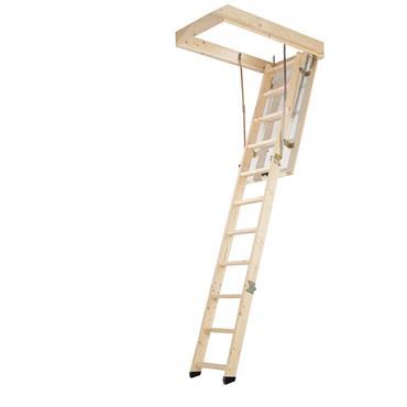 Werner 76103 Loft Ladder Timber Complete Kit