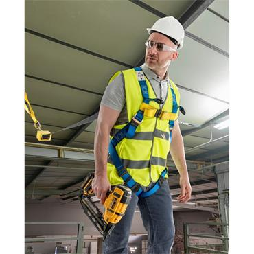 Werner 79204 Professional Construction Fall Protection Kit