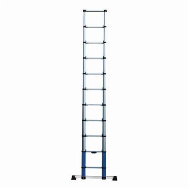 Werner 8703220 Telescopic Extension Ladder 3.2m