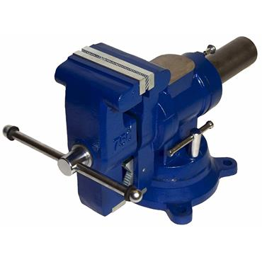 Yost Vise 750-DI Multi-Jaw Rotating Vice