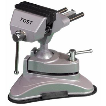 "Yost Vise 2.75"" Portable Multi-Angle Pivoting Vice with Vacuum Base"
