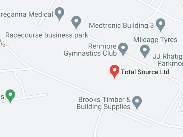 Total Source Ltd  Unit 2,  Racecourse Technology Park, Ballybrit, Galway