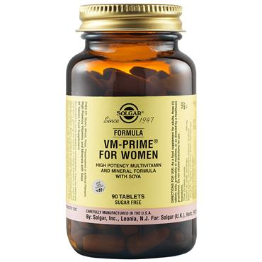 SOLGAR VM-PRIME WOMEN 90 TABS
