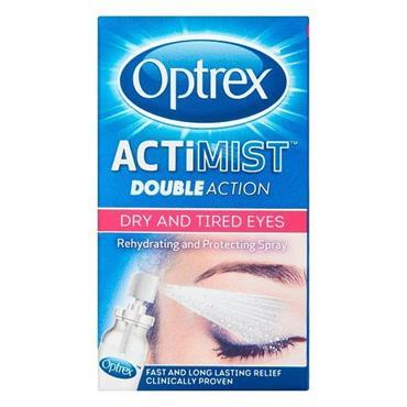 OPTREX ACTIMIST 10ML EYE SPRAY 2N1 DRY & IRRITATED