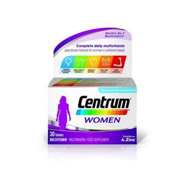 CENTRUM WOMEN 30PK