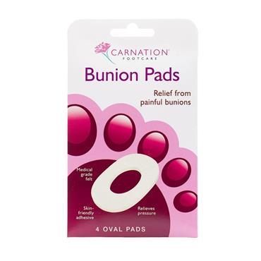 CARNATION BUNION PADS 4PK