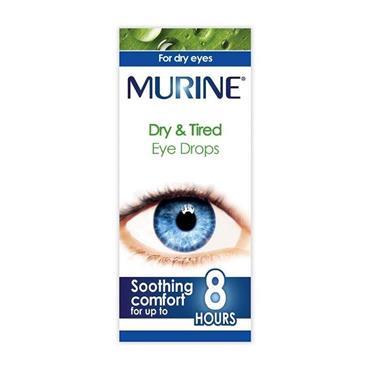 MURINE DRY & TIRED DROPS 15ML