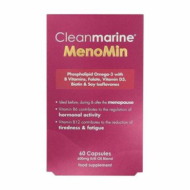 CLEANMARINE MEMIN FOR WOMEN 60PK