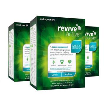 REVIVE ACTIVE 3 MONTH SUPPLY - 90 SACHETS