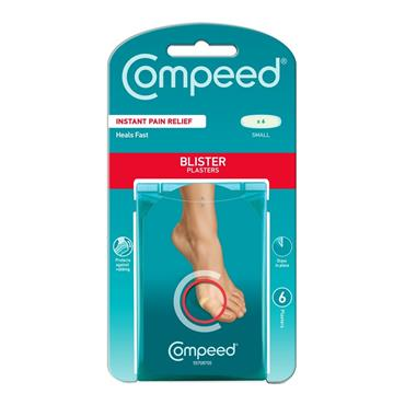 COMPEED BLISTER SMALL 6PK