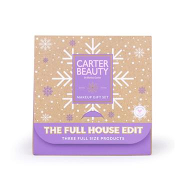 Carter Beauty The Full House Edit