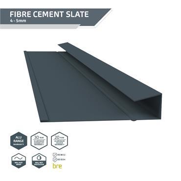 Slate Dry Verge Alu. (T1) 18mm Blue/Black