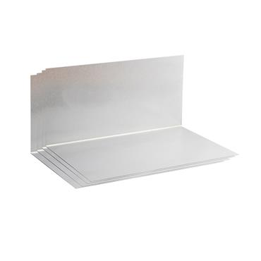 Aluminium Soakers 50 x 100 x 150mm