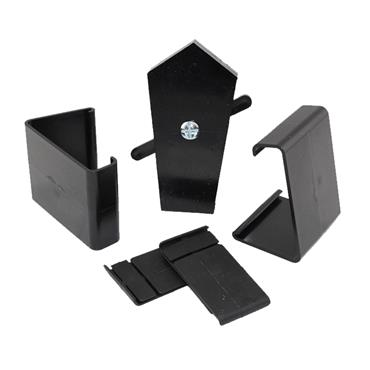 Tile Dry Verge Jointing Pack (45mm) Black