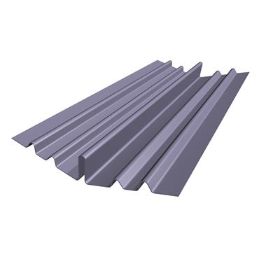 Dry Fix Valley Trough GRP (55mm) under batten 400 x 3000mm