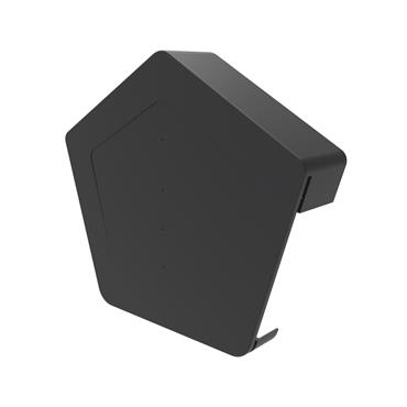 Uni-Fix Universal Angled Ridge Cap Grey