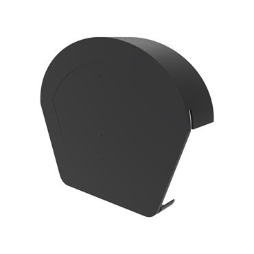 Uni-Fix Half Round Ridge Cap Grey
