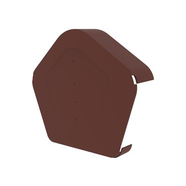 Uni-Fix Multi Ridge Cap Brown
