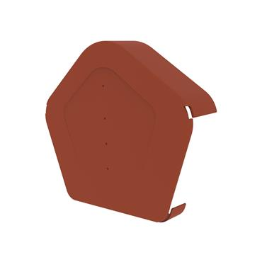 Uni-Fix Multi Ridge Cap Terracotta