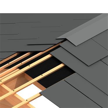 Ridge Capping Aluminium