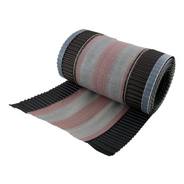 Ventilated Ridge Roll Classic Anthracite 310mm x 5m