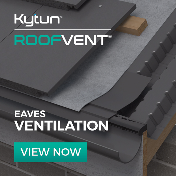 Eaves ventilation products