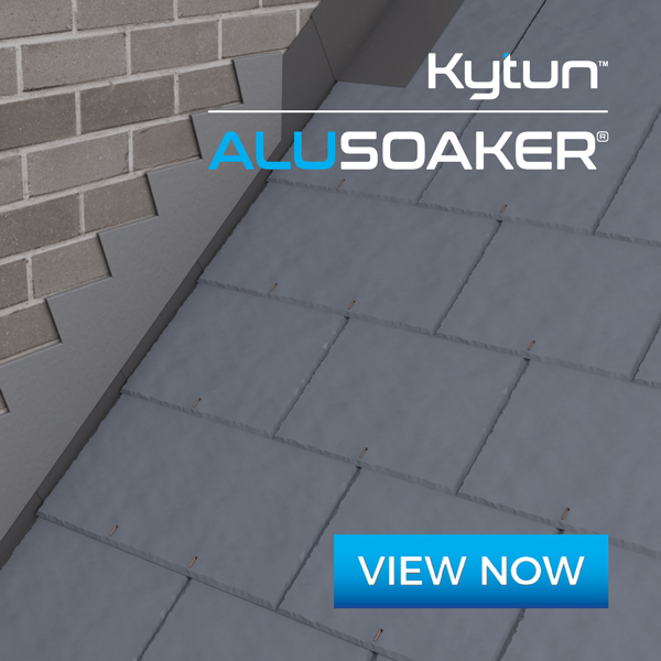 Aluminium Abutment Soakers