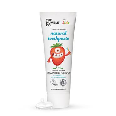 HUMBLE NATURAL TOOTHPASTE FOR KIDS 75ml