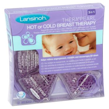 LANSINOH HOT OR COLD BREAST THERAPY