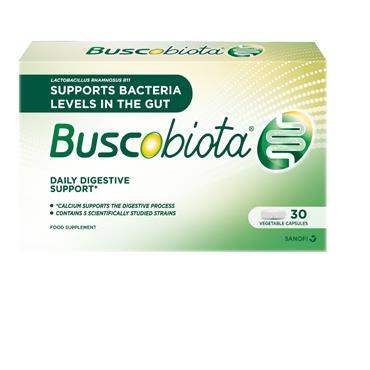 Buscobiota Daily Digestive Support 30 Caps
