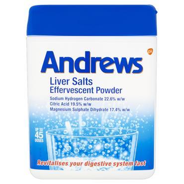 Andrews Liver Salts 150g