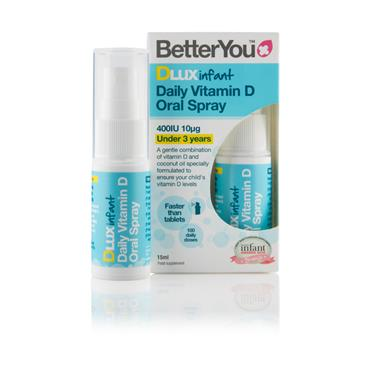 Better You D-Lux Infant Oral Spray