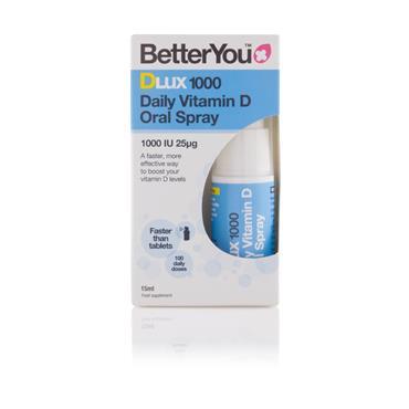 DLux 1000 Vitamin D Oral Spray