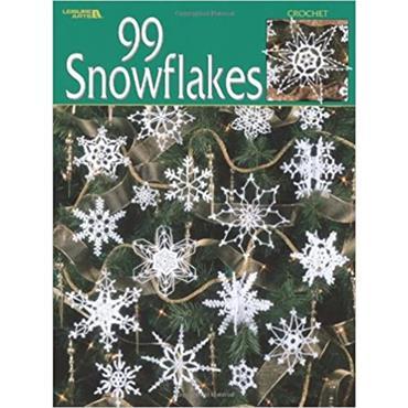 99 Christmas Snowflakes  (#3013 )