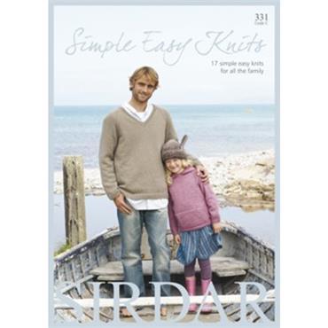 Sirdar Simple Easy Knits Book (C) #331