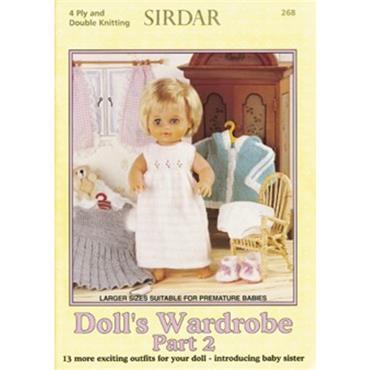 Dolls Wardrobe book  Part 2    TEDDY 620