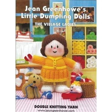 Jean Greenhowes Little Dumpling Dolls - The Village Ladies