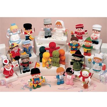 Jean Greenhowe Little Gift Dolls