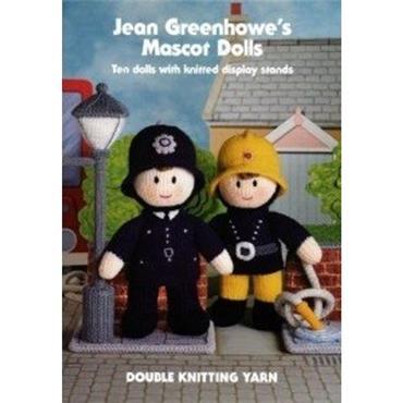 Jean Greenhowes Mascot Dolls