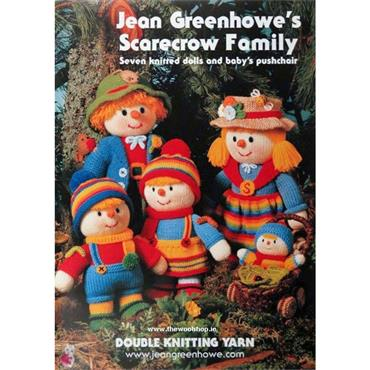 Jean Greenhowes Scarecrow Family
