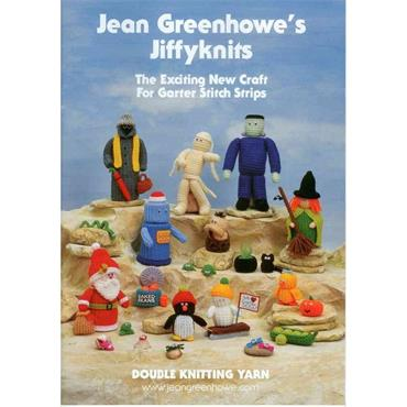 Jean Greenhowes Jiffyknits