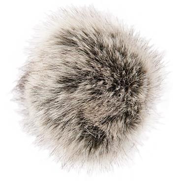 Rico Faux Fur Hat Pompom 10cm