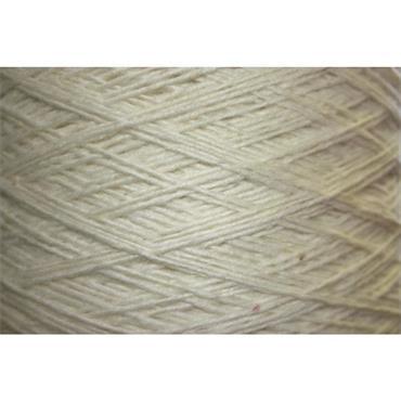 Kilcarra Studio Donegal Yarns - Aran Tweed 900g cone #1443 White Aran